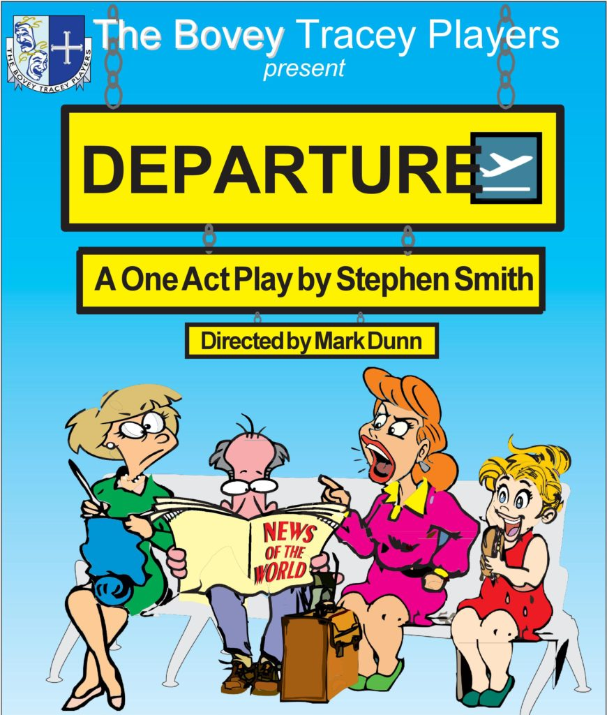Departure Play Lustleigh Village Hall